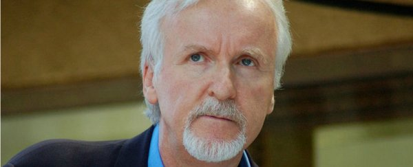 "Director James Cameron warns the ocean has become ""the toilet of human civilization"""