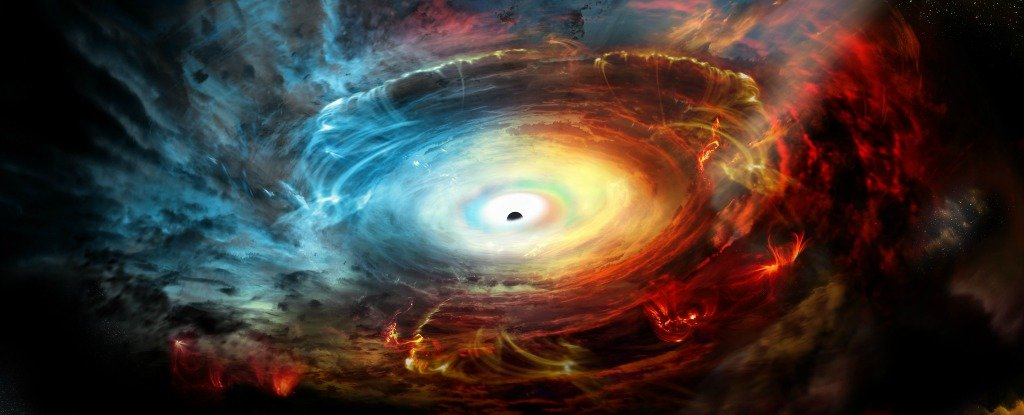 We Finally Understand What Really Happens When a Black Hole Eats a Star