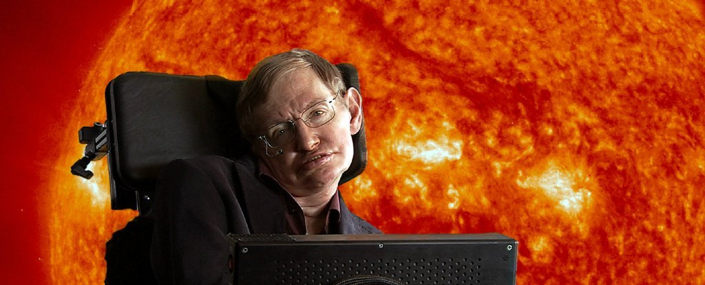 Stephen Hawking's Final Theory About Our Universe Will Melt Your Brain