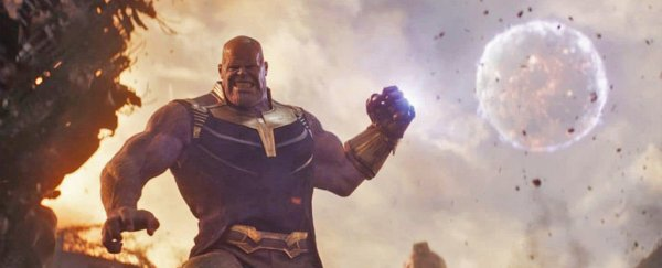 Marvel's Thanos is titanically strong - and a scientist did the maths to prove it