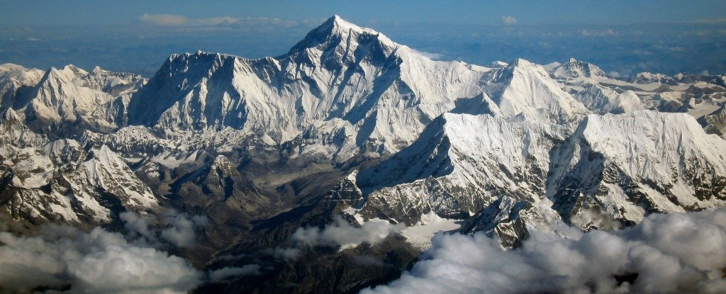 Mount Everest Isn't Really The Tallest Mountain on Earth