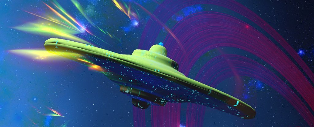 The US Military Has Released a Mysterious Report on 'Warp Drives'. Here's What Physicists Think About It