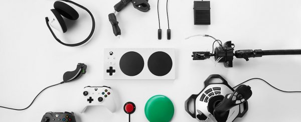 The Xbox Adaptive Controller is the feel good gaming announcement of 2018