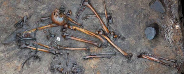 Huge cache of human bones has revealed 'barbarian' war rituals during the Roman Empire