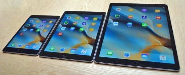 Eight reasons why the basic iPad is a better choice than the iPad Pro