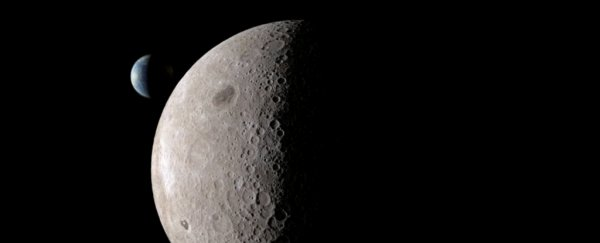 China is about to put the first-ever lander on the dark side of the Moon
