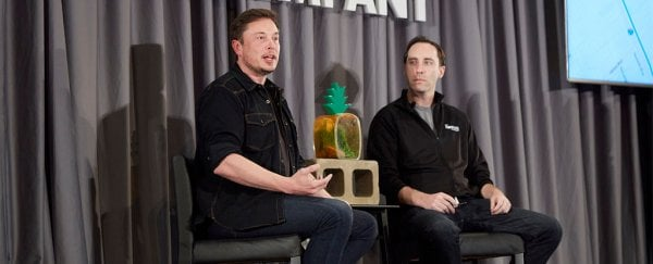 Elon Musk thinks flying cars could 'guillotine' people on the ground