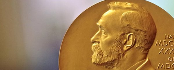 A new graph shows the US may not be the leader in science Nobel prizes for much longer