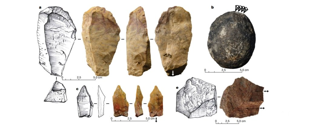 A Mysterious Human Ancestor Used These 700,000-Year-Old Tools From The Philippines