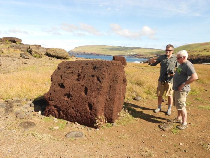 095 easter island hats pukao moai 5