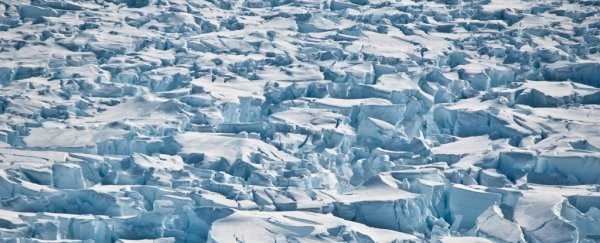 BREAKING: Antarctica has lost 3 trillion tonnes of ice since 1992, and it's speeding up