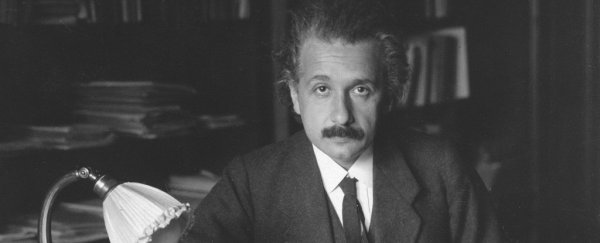 "Einstein's newly published travel diaries reveal a ""shocking"" racist and sexist streak"