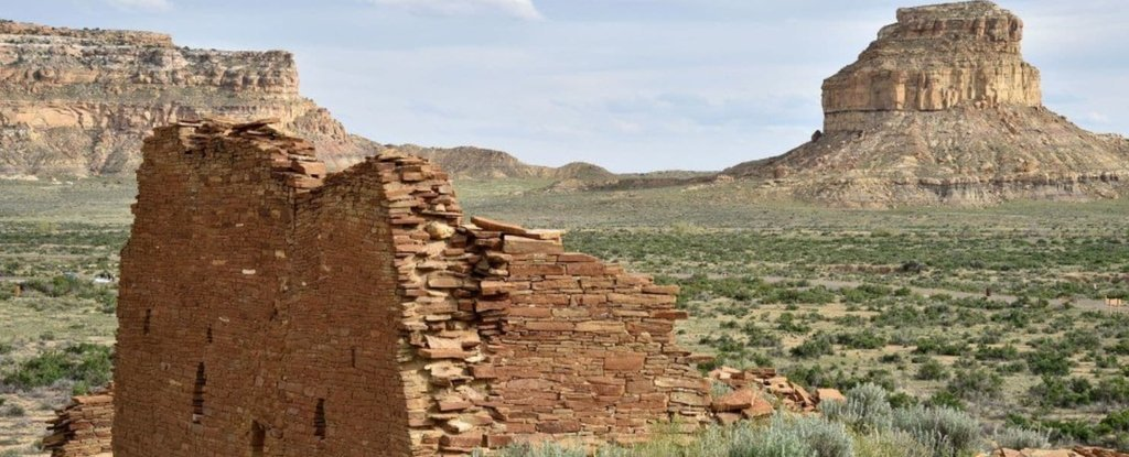 Conservatism Took Hold in This Canyon 1,000 Years Ago... Until Everyone Fled