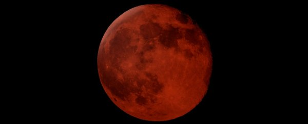 We're about to experience the longest lunar eclipse in this century