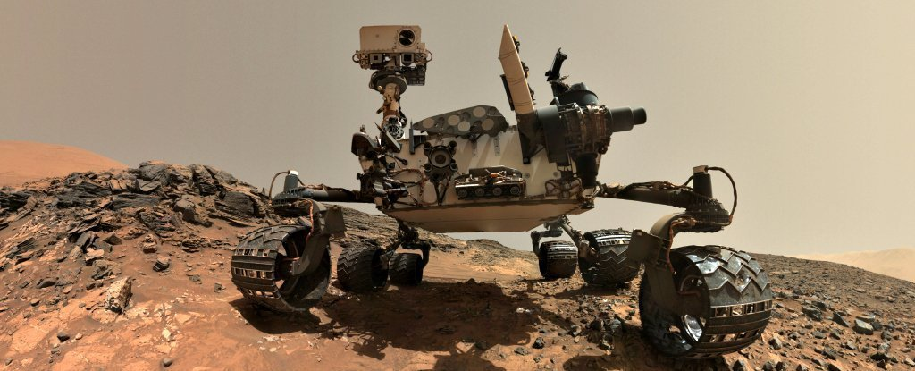 NASA Is About to Announce a Massively Exciting Mars Discovery