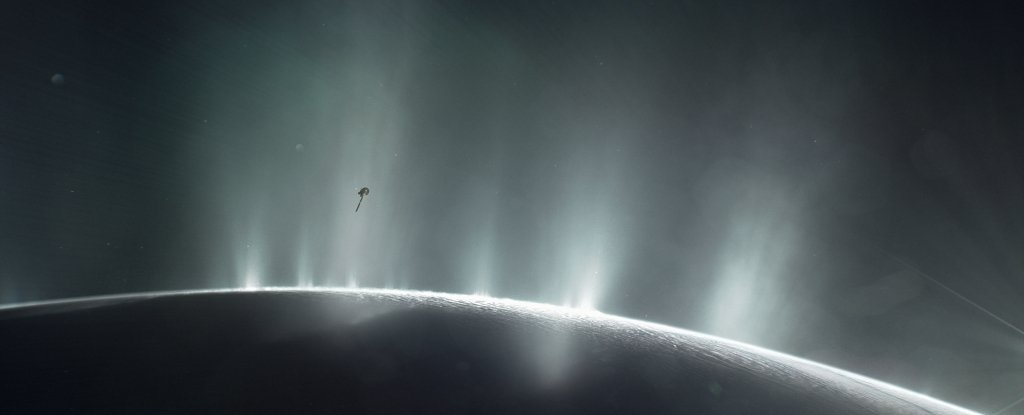 BREAKING: Complex Organic Molecules Discovered on Enceladus For The First Time