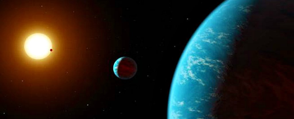 India Has Discovered an Amazing Planet Where a Year Lasts Just 19.5 Days