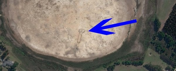 Map Of Australia Joke.A Penis Drawing That Can Be Seen From Space Has Popped Up In Australia