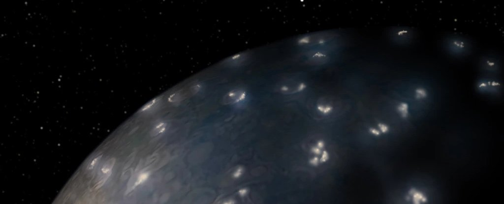 The Mystery of Insane Lightning Storms on Jupiter Has Finally Been Solved