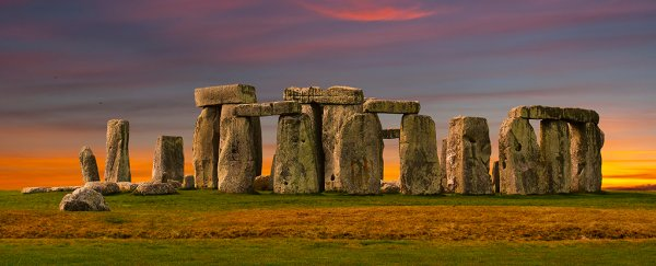 Stonehenge builders used Pythagoras' theorem 2,000 years before he was born