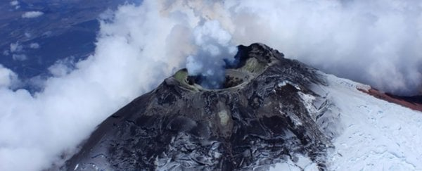 Scientists are tapping into eerie 'volcano music' to predict future eruptions