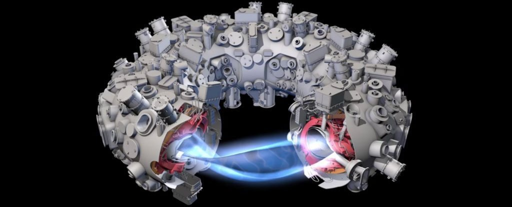 Germany's Massive Nuclear Fusion Machine Just Smashed Another Plasma Record