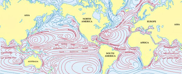 Ocean circulation has slowed down dramatically, and it can't be fully explained by climate change models