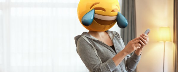 Here's what your emojis say about you, according to a new study