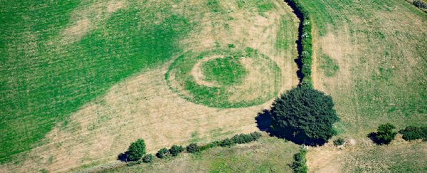 Brutal heat in the UK is revealing hidden footprints of historic civilisations