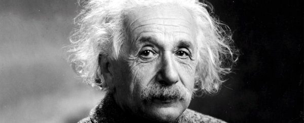 Borrowing Einstein's body can actually change the way you think, study shows