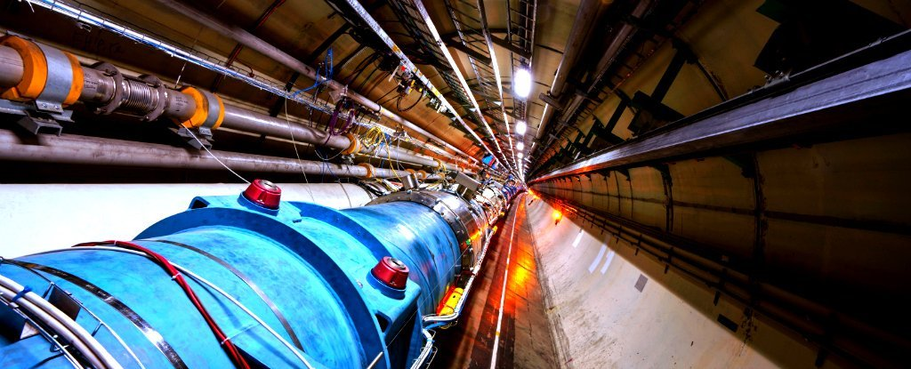 The Large Hadron Collider Just Successfully Accelerated Its First Atoms