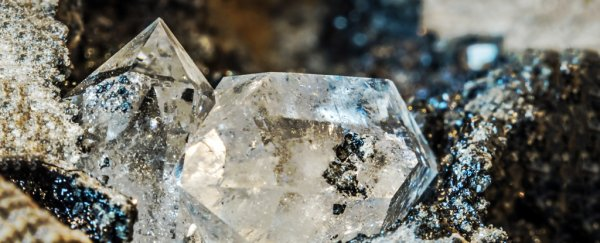 Scientists have found a quadrillion tonnes of diamonds lurking deep beneath Earth's surface