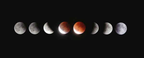 The longest eclipse of the 21st century happens next week, and Earth will colour the Moon blood red