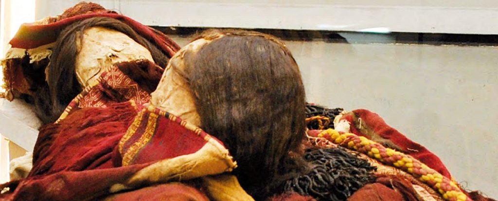 Scientists Discover Two Incan Girl Mummies Eerily Clad in Poison Dresses