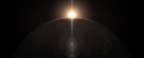 There are tantalising hints of life-supporting features on this nearby exoplanet