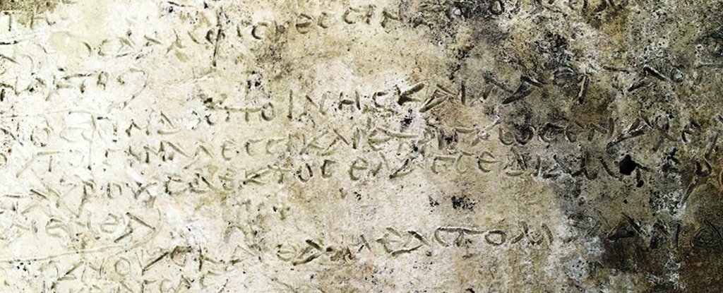 This Ancient Tablet Could Be a Lost Copy of The Odyssey, One of The Oldest Ever Found