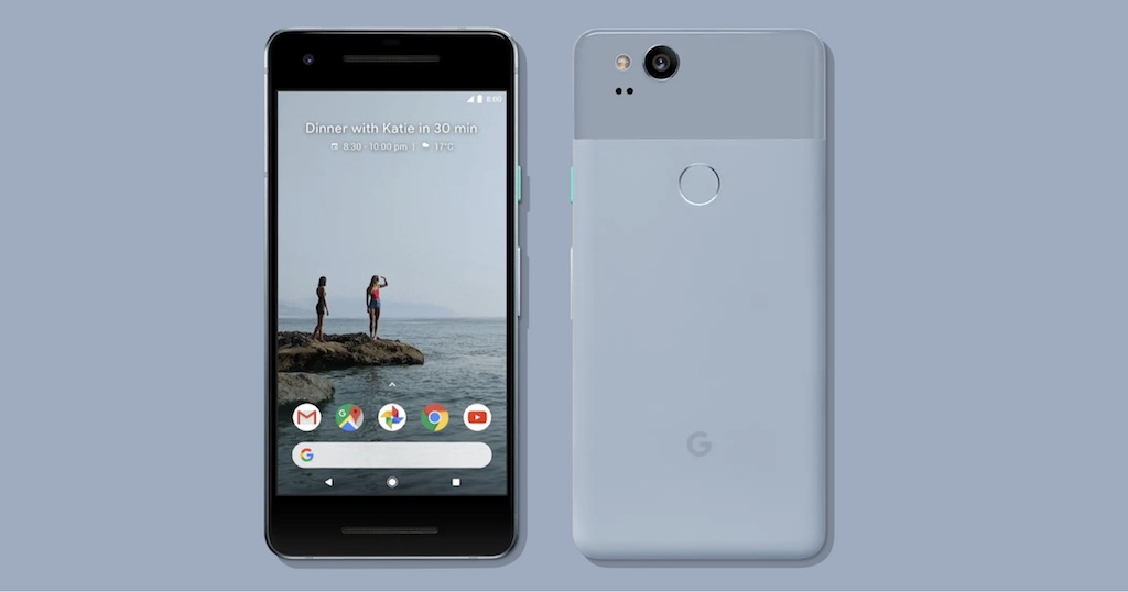 android google-pixel2