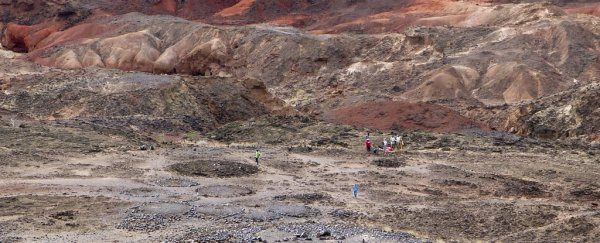 Never-before-seen megalithic mass grave from 5,000 years ago discovered in Kenya
