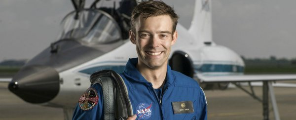 A NASA Astronaut in Training Just Quit – The First Time This