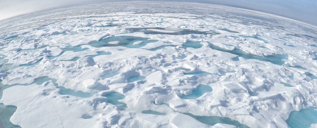 'Ticking Time Bomb' of Heated Ocean Discovered Hidden Under The Arctic