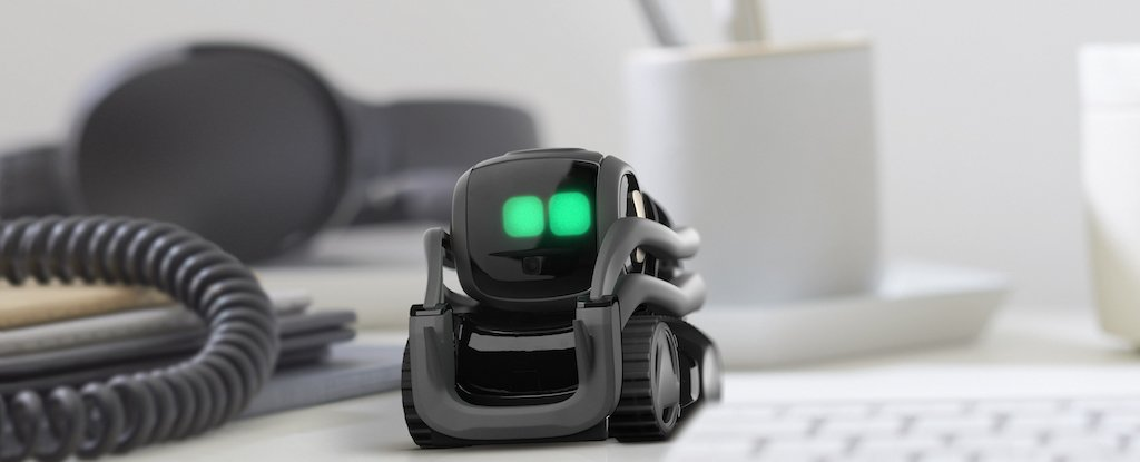 Vector The Cute New Robot That S Half Pet Half Assistant
