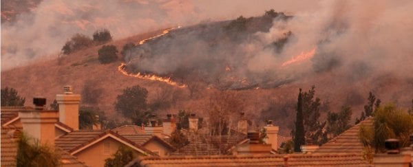 Wildfires are inevitable, but the loss of homes and lives are not