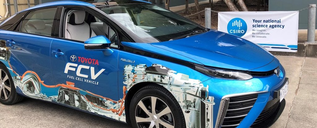 Australian Scientists Just Made a Huge Breakthrough For Hydrogen-Powered Cars