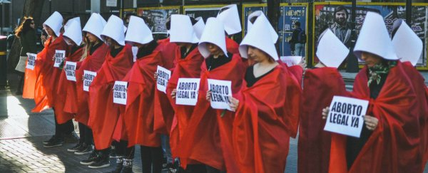 A Woman Dies Using Parsley to Induce Abortion. Protesters are Blaming Argentina's Senate