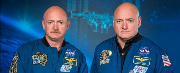 Astronaut Mark Kelly says Trump's plan to create a Space Force 'is a dumb idea'