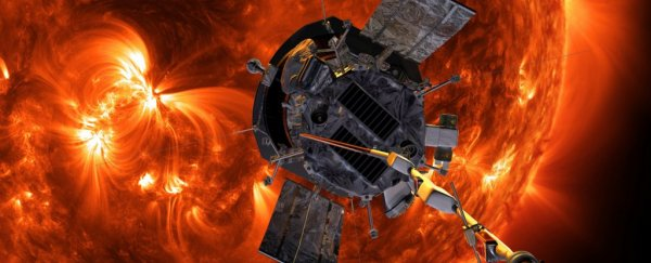 Tomorrow NASA's launching a spacecraft to 'touch' the Sun for the first time - here's how