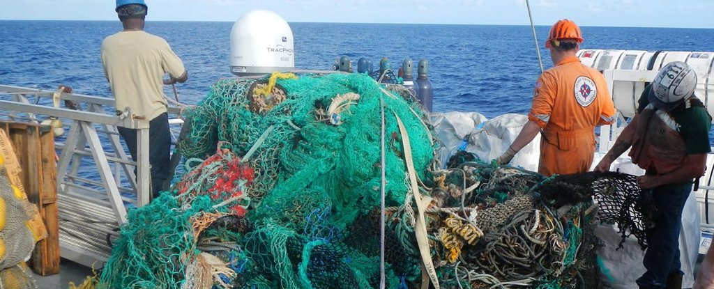 A Controversial Cleanup of The Great Pacific Garbage Patch Is About to Begin