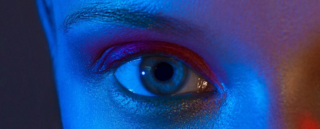 Blue Light Is Causing The Human Eye to Attack Itself