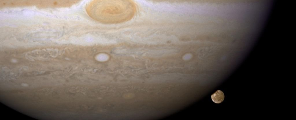 Electromagnetic Waves Are 1 Million Times Stronger Around Jupiter's Moon Ganymede