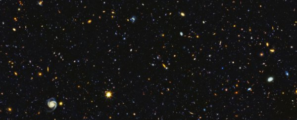 Hubble has revealed a dizzying new picture of our Universe's evolution
